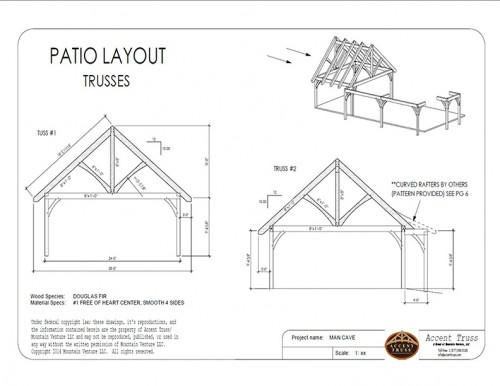 FAQ's | Accent Truss, Heavy Timber Trusses & Components