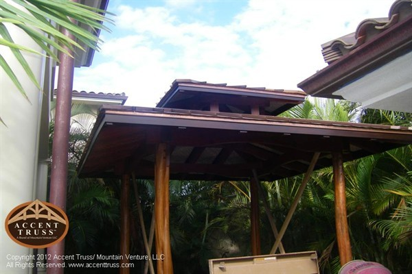 outdoor products accent trussaccent truss