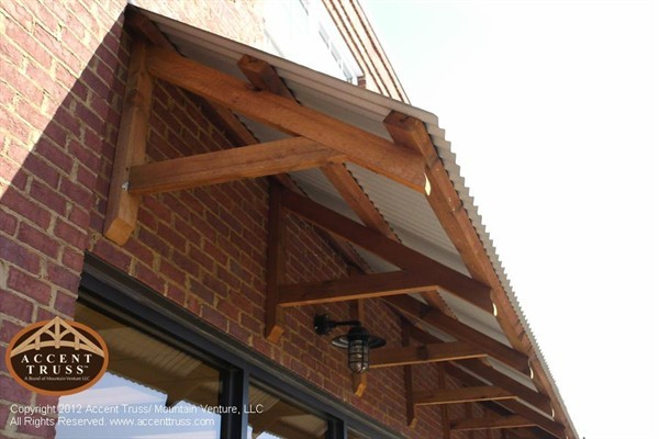 Accent Truss Heavy Timber Accents Gallery