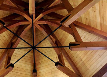 outdoor timber structures
